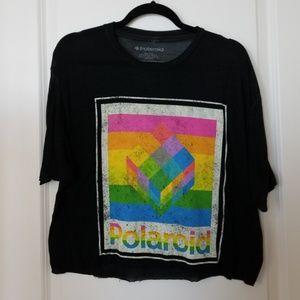 Vintage Polaroid Tshirt